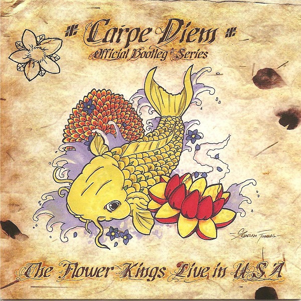The Flower Kings — Carpe Diem