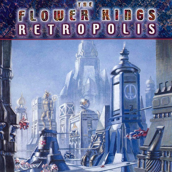 Retropolis Cover art