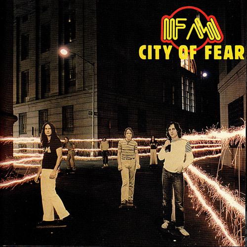 City of Fear Cover art