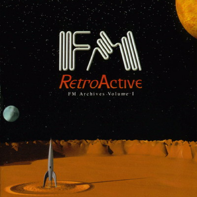 Retroactive: FM Archives Volume 1 Cover art