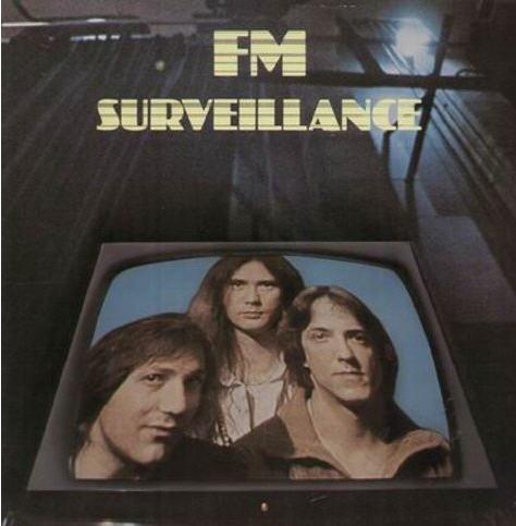 Surveillance Cover art