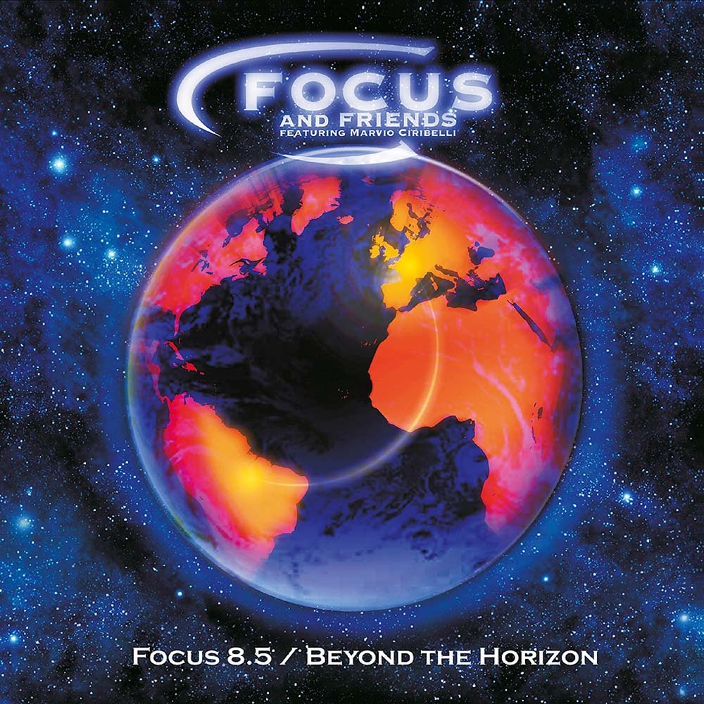 Focus 8.5 / Beyond the Horizon Cover art