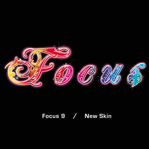 Focus 9 / New Skin Cover art