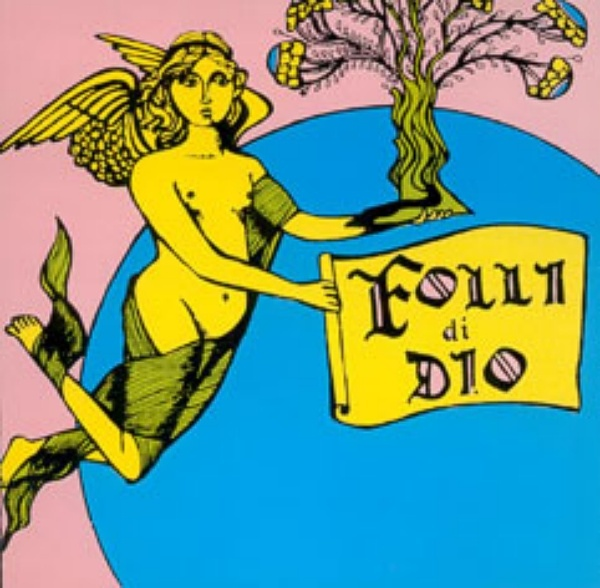 Folli di Dio Cover art