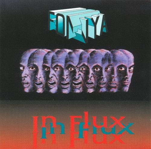 In Flux Cover art