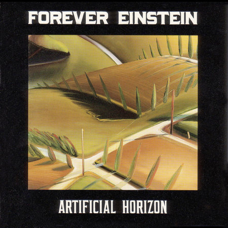 Forever Einstein - Artificial Horizon cover