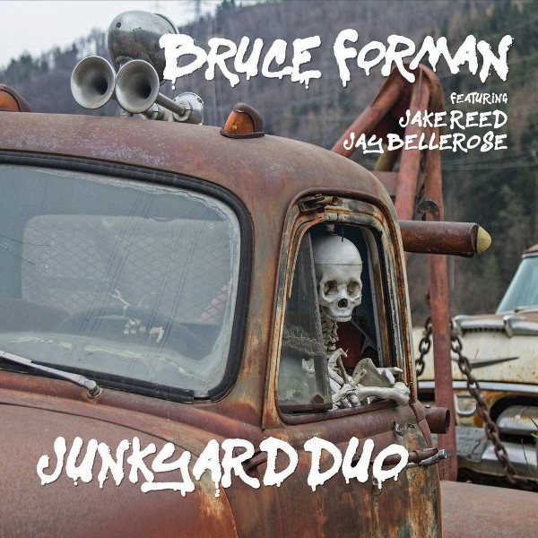 Junkyard Duo Cover art