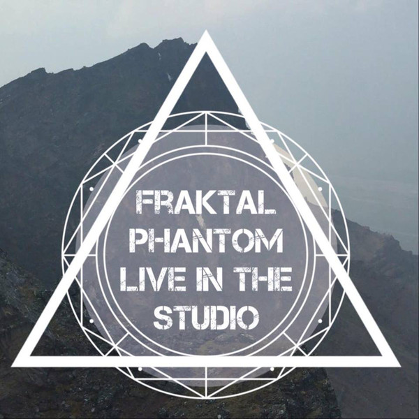 Live in the Studio Cover art