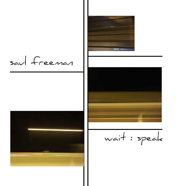 Wait : Speak Cover art
