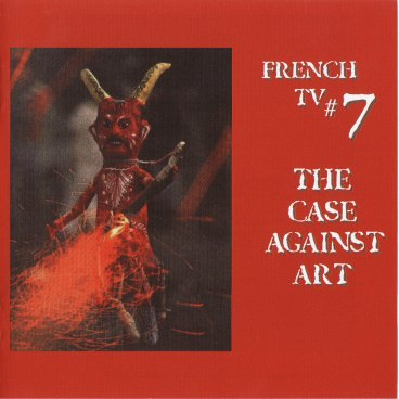 #7 The Case Against Art Cover art