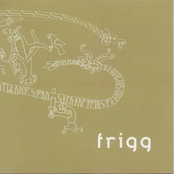 Frigg Cover art