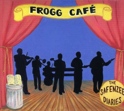 Frogg Café — The Safenzee Diaries