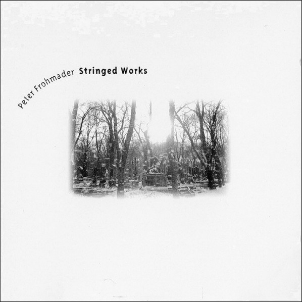 Stringed Works Cover art