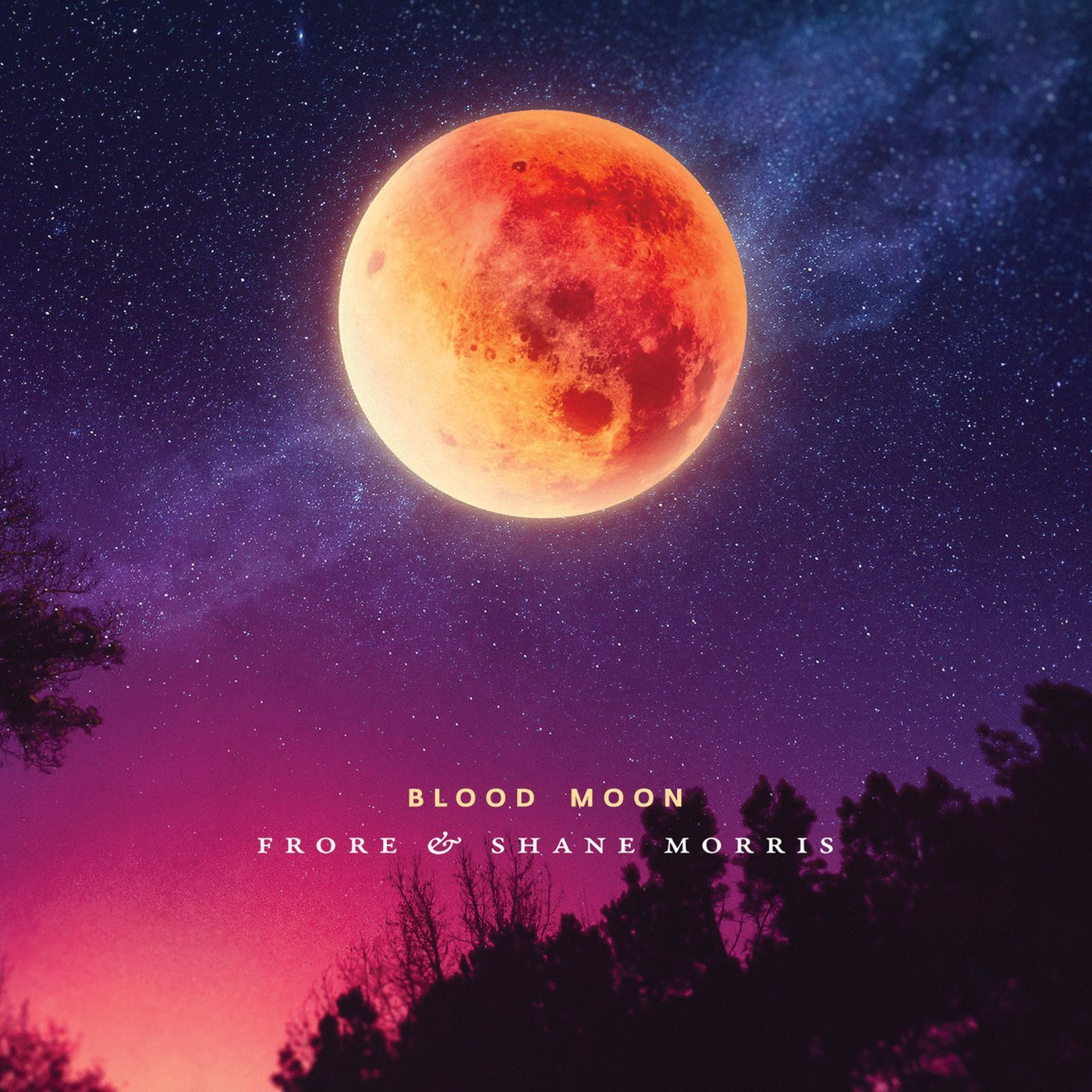 Frore & Shane Morris — Blood Moon