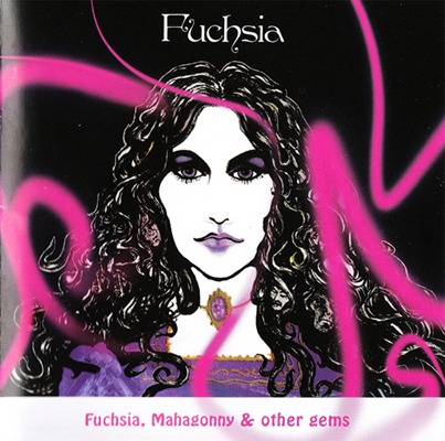 Fuchsia, Mahagonny & Other Gems (1975-1978) Cover art