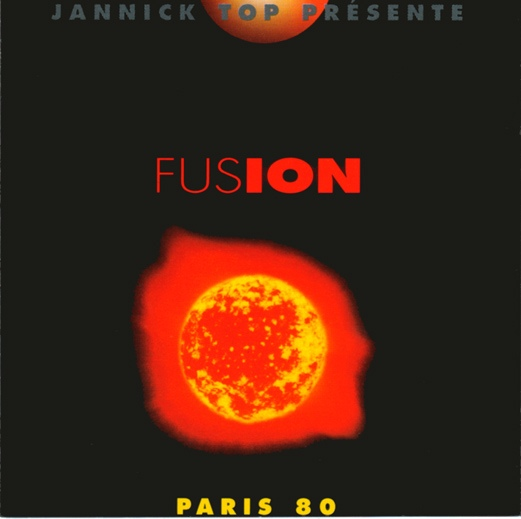 Fusion - Paris 80 cover