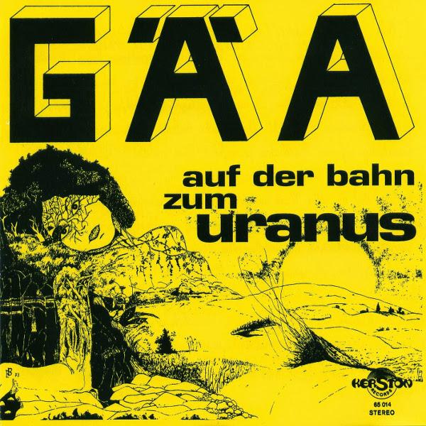 Auf der Bahn zum Uranus Cover art
