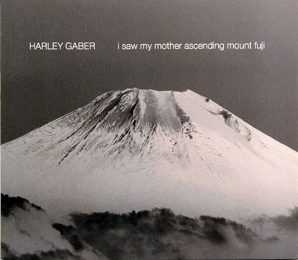 I Saw My Mother Ascending Mount Fuji Cover art