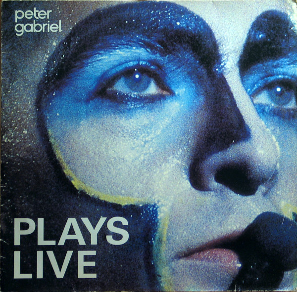 Peter Gabriel — Plays Live