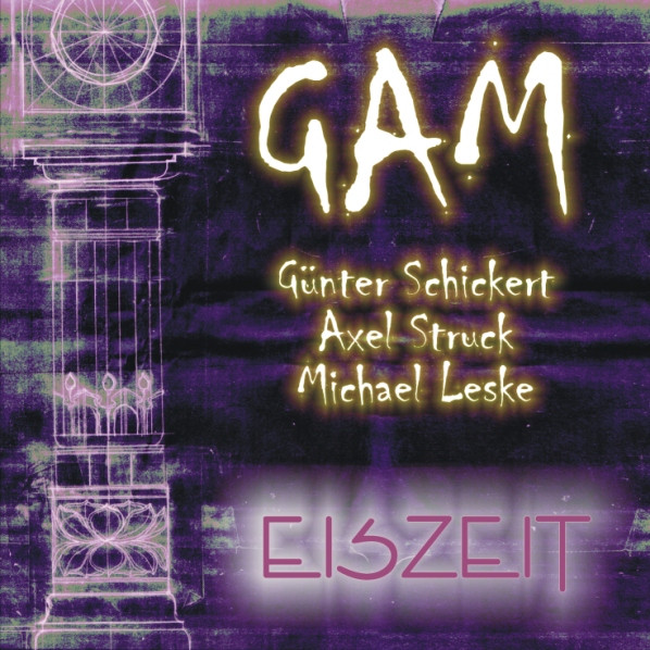 Eiszeit Cover art