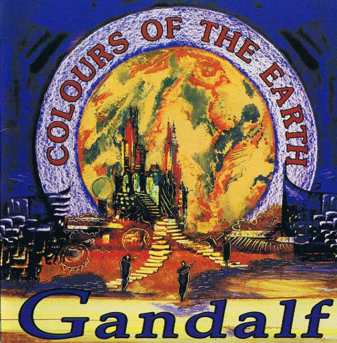 Gandalf  — Colours of the Earth