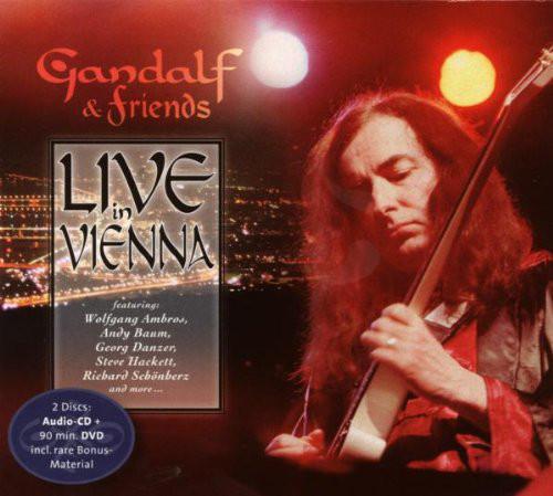 Gandalf  — Live In Vienna