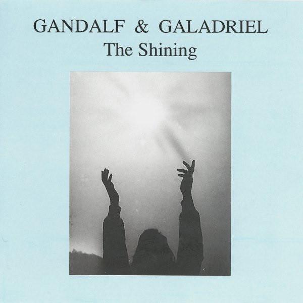 Gandalf & Galadriel — The Shining