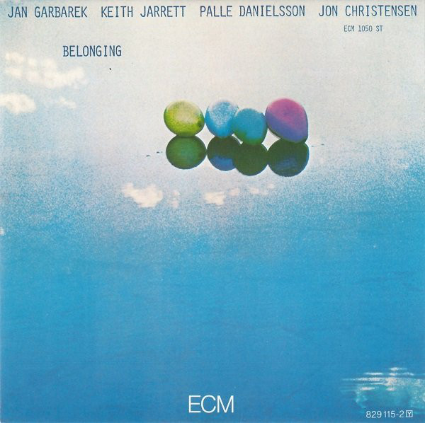 Jan Garbarek / Keith Jarrett / Palle Danielsson / Jon Christensen — Belonging