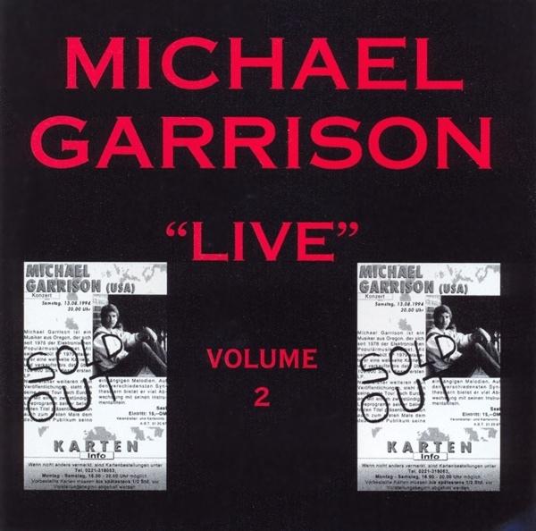 Michael Garrison —