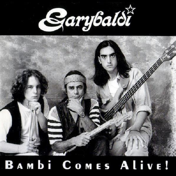 Garybaldi — Babmi Comes Alive!