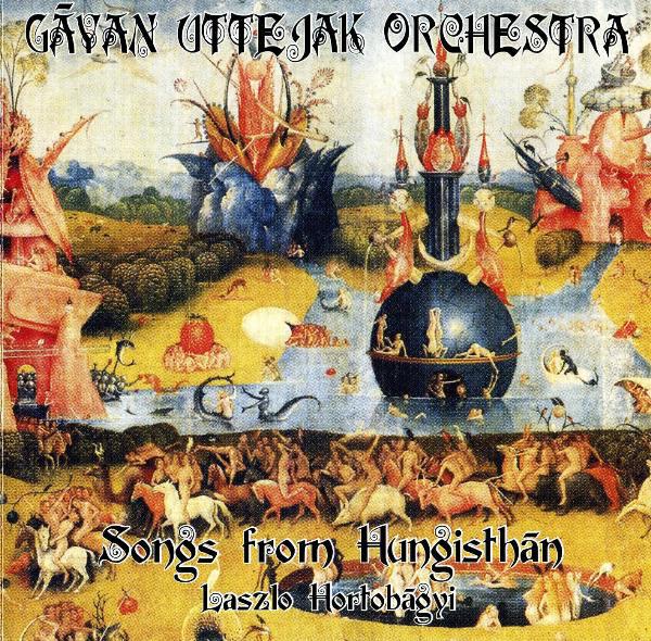 Gāyan Uttejak Orchestra — Songs from Hungisthān