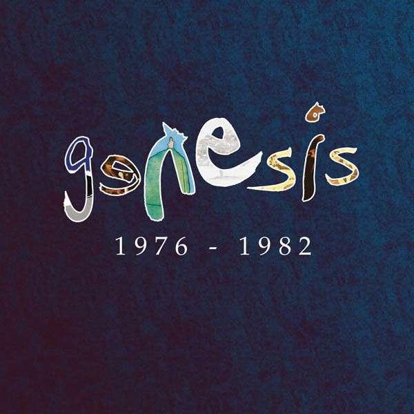 Genesis — 1976-1982