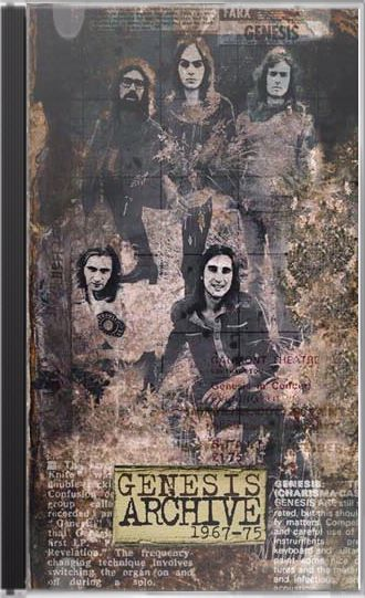 Genesis — Archive 1967-75