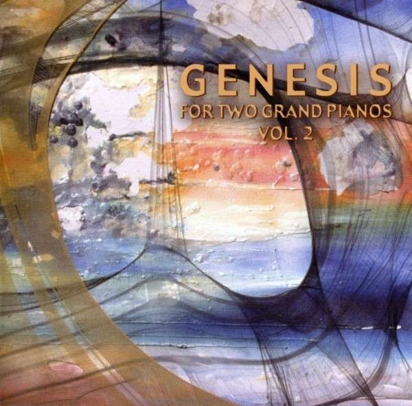 Genesis for Two Grand Pianos — Volume 2