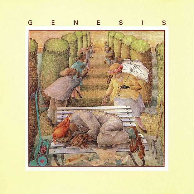 Genesis — Selling England by the Pound
