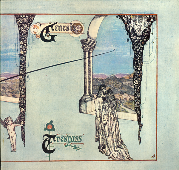 Genesis - Trespass cover art