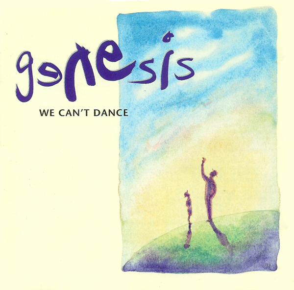 Genesis — We Can't Dance