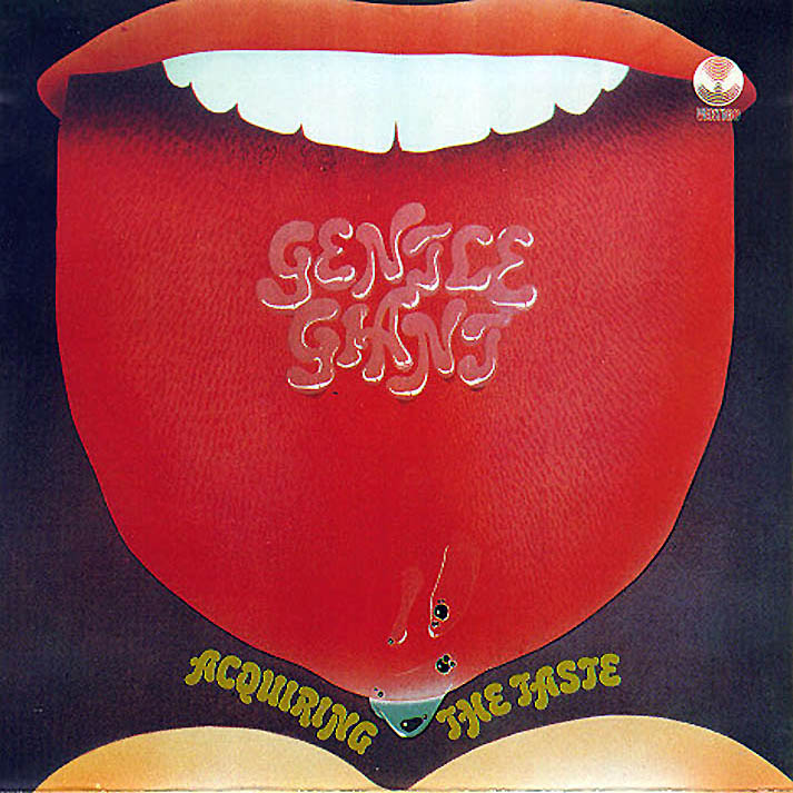 Gentle Giant — Acquiring the Taste