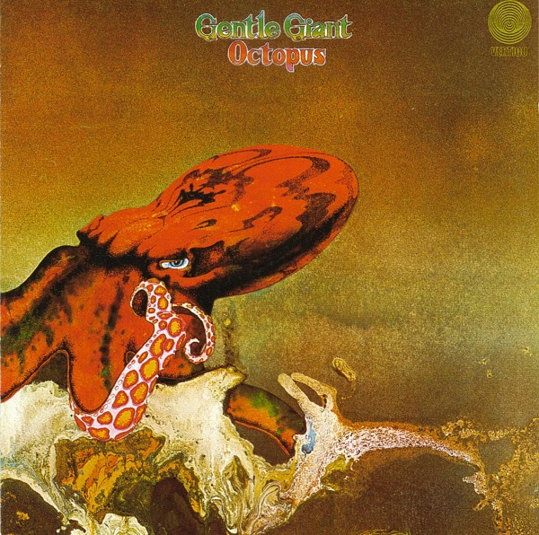 Gentle Giant — Octopus