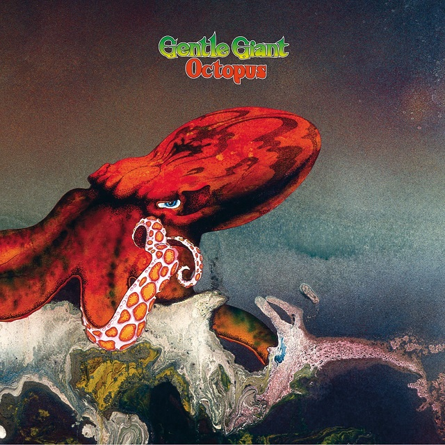 Octopus (Expanded Edition) Cover art