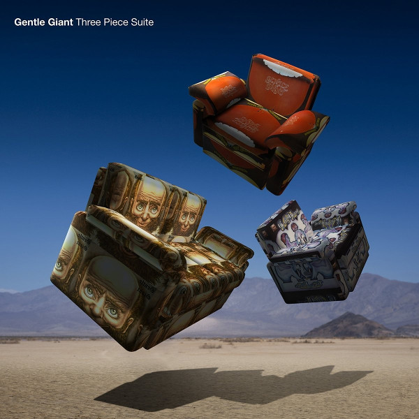 Gentle Giant — Three Piece Suite