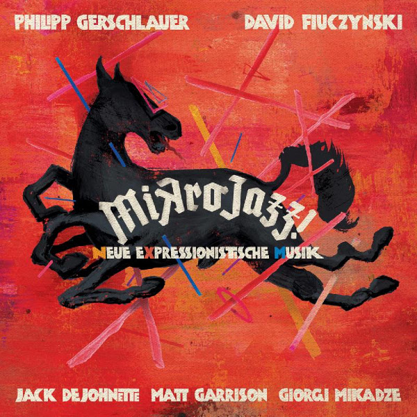 Mikrojazz! - Neue Expressionistische Musik Cover art