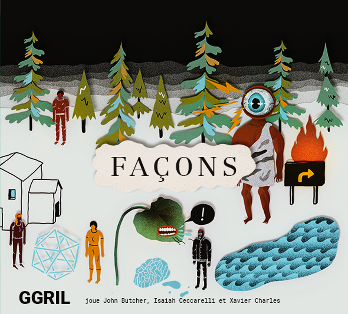 Façons Cover art