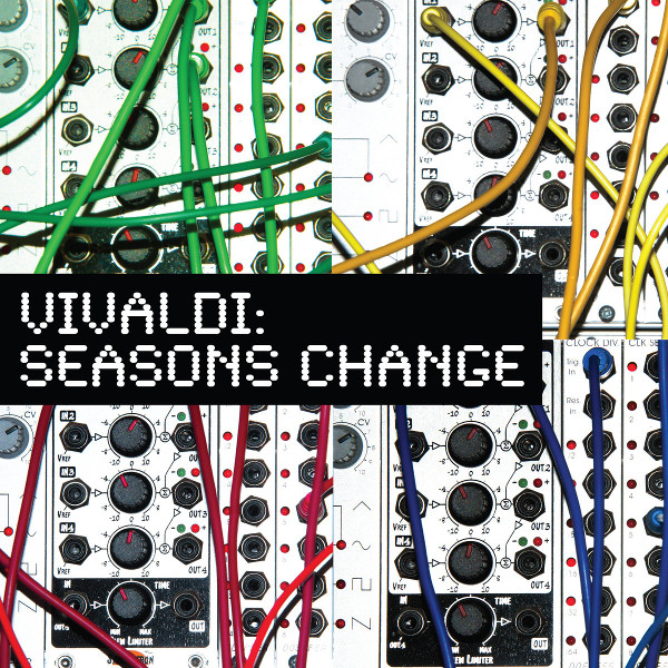 Vivaldi: Seasons Change Cover art