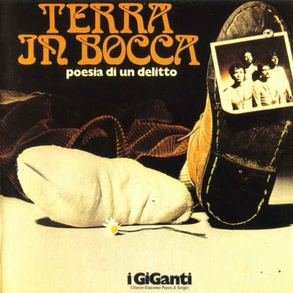 Terra in Bocca (Poesia di un Delitto) Cover art