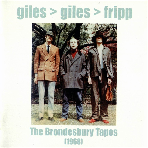 The Brondesbury Tapes Cover art