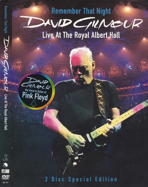 Remember That Night - Live at the Royal Albert Hall Cover art
