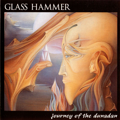 Glass Hammer - Journey of the Dunedan cover