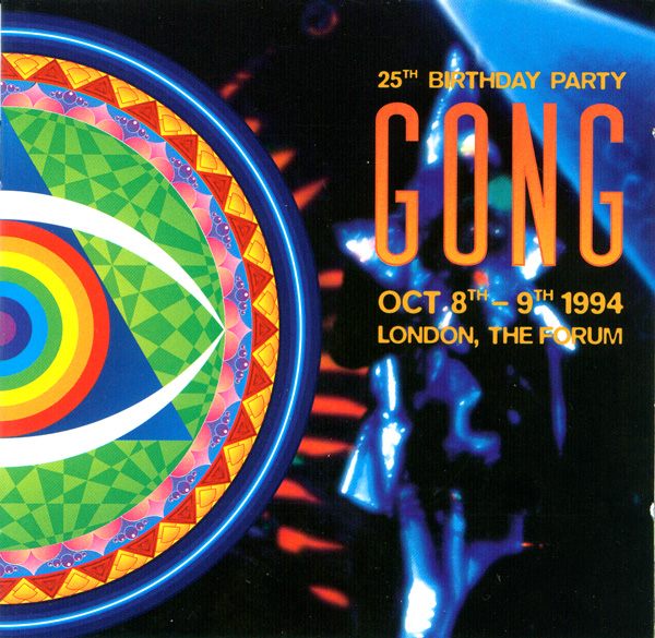 Gong — The Birthday Party