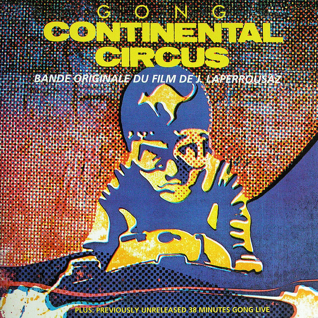 Continental Circus Cover art